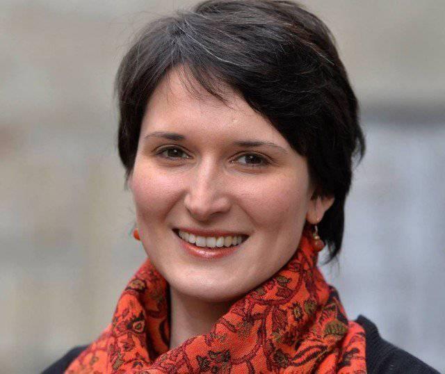 FM1-Pfarrerin Charlotte Küng. (Bild: zVg)