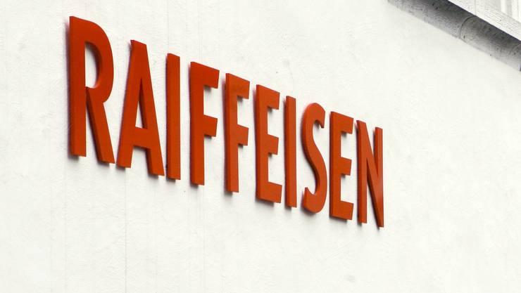 Die beiden Raiffeisenbanken planen eine gemeinsame Zukunft. (Themenbild)