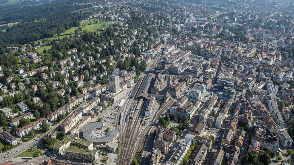 Die Ämter verschwinden aus den Bezeichnungen in der Stadt St.Gallen.