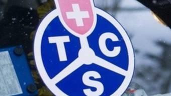 Eine App des TCS wird ausgezeichnet (Archiv)