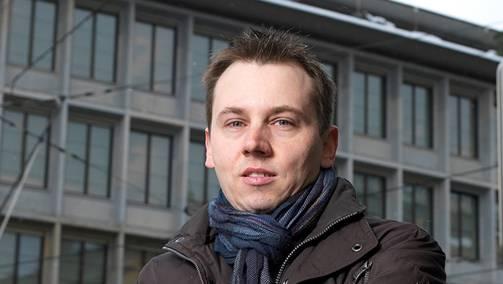 Claudio Kuster.