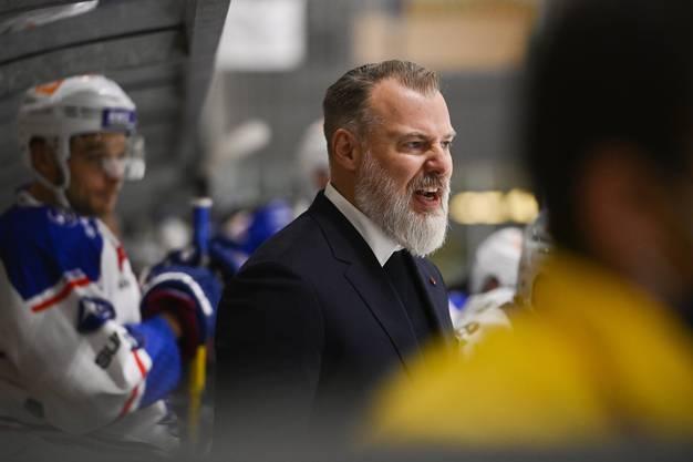 Cheftrainer Rikard Grönborg führt die ZSC Lions in die neue Saison.