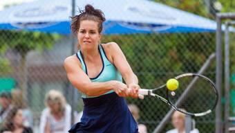 Karin Kennel verpasst den Titel in Sion knapp.