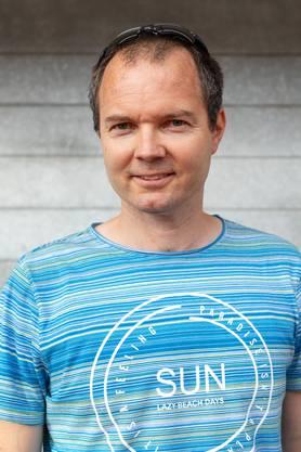 Sportarzt Christoph Kellerhals.