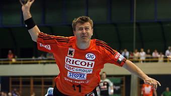 Leszek Starczan überzeugte erneut.