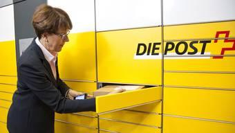 Post-Konzernchefin Susanne Ruoff würde auc für ein geringeres Gehalt arbeiten.