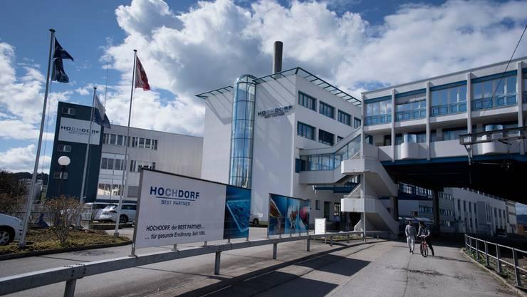 Der Hauptsitz von Hochdorf.