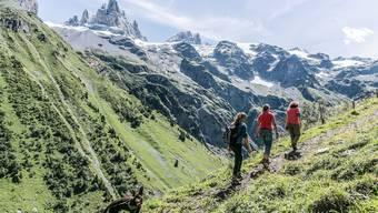 Der Alpkäse-Trail ist eine Mehrtageswanderung, die rund um Engelberg zu acht Alpkäsereien und in eine zauberhafte Bergwelt führt.