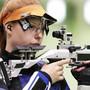 Der Nidwaldnerin Nina Christen fehlte an der EM in Kroatien nur ein Zehntelpunkt zum Gewinn der Goldmedaille