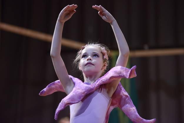 Ballettaufführung der Solothurner Ballettschule Fabiana von Arx