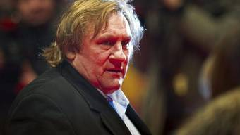 Der Choleriker Gérard Depardieu (Archiv)