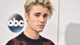 Justin Biebers Werbekampagne für sein neues Album ist nicht überall beliebt: San Francisco will die Reklame entfernen. (Archiv)