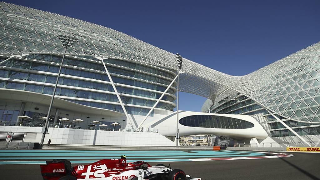 Formel-1-Saison soll mit 23 Rennen stattfinden
