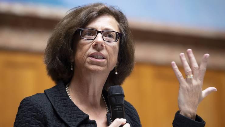 ETH-Professorin Ursula Keller machte der ETH in einem Interview schwerwiegende Vorwürfe. Nun wurde ihr die Kündigung angedroht. Einen Zusammenhang bestreitet die Hochschule. (Archivbild)