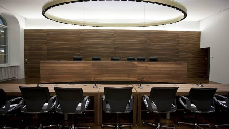 Der Berufungsprozess am Obergericht Zürich dauerte nicht lange: Der Angeklagte mochte nicht mehr prozessieren.