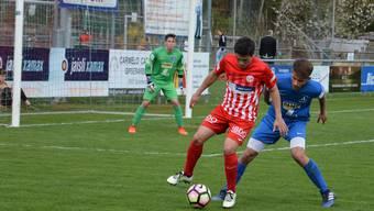 FC Dietikon gewinnt gegen Team Aargau mit 3:0