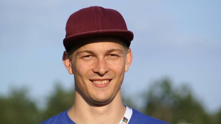 Guy Mäder ist aus Solothurn. Er wohnt in Wettingen.