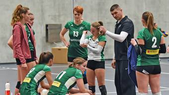 Volleyball: NLB, Volley Damen Schönenwerd - Neuenburg (10.11.19)