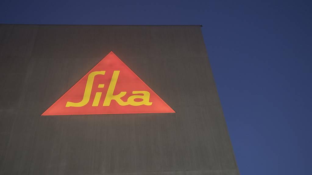 Sika gewinnt während der Coronakrise Marktanteile