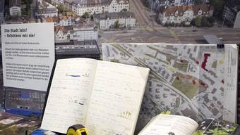Das Naturinventar – Eine wichtige Grundlage für den Schutz der städtischen Biodiversität.