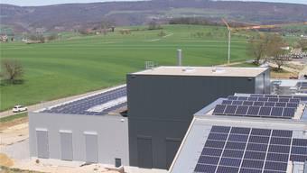25 Millionen Franken investierte von Roll in Breitenbach in Gebäude und Anlagen.