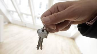 Mieter mussten wegen 164 Franken die Schlüssel abgeben (Symbolbild)