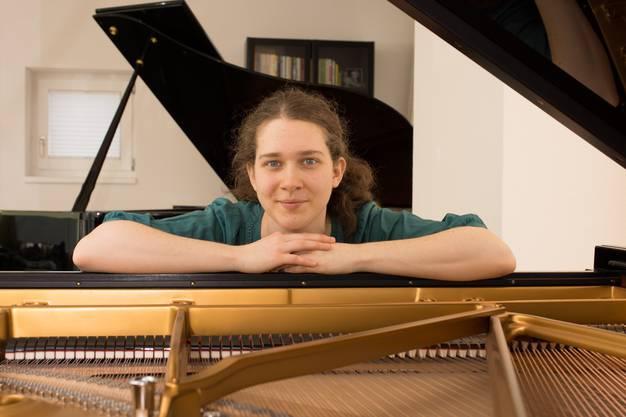 Pianistin Tanja Hotz