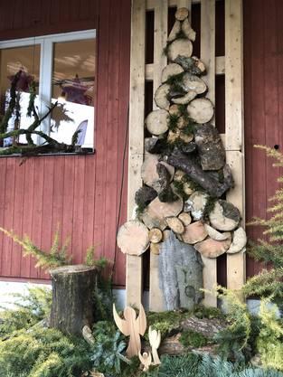 Natur Weihnachtsbaum