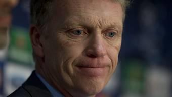 ManU-Trainer David Moyes steht stark in der Kritik
