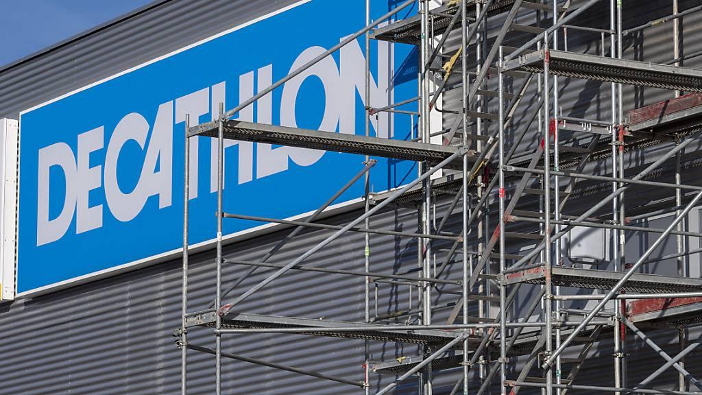 Der Sportartikelverkäufer Decathlon baut weiter aus: In Genf werden zwei neue Filialen gebaut. (Symbolbild)
