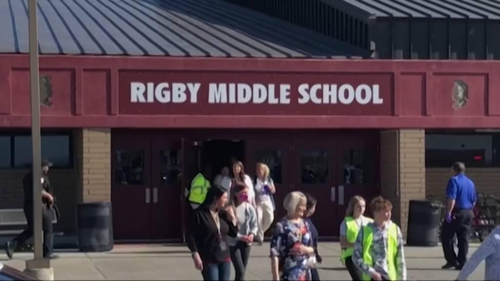 Sechstklässlerin schiesst in US-Schule um sich: Drei Verletzte