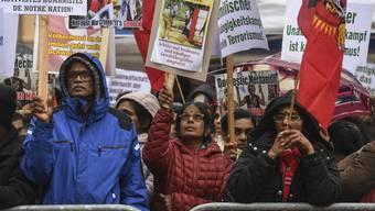 Als der achtwöchige Monsterprozess gegen Tamil-Tigers-Unterstützer Anfang Januar in Bellinzona begann, demonstrierten Schweizer Tamilen – auch aus Solothurn. Sie wehren sich gegen den Vorwurf, eine kriminelle Organisation zu sein