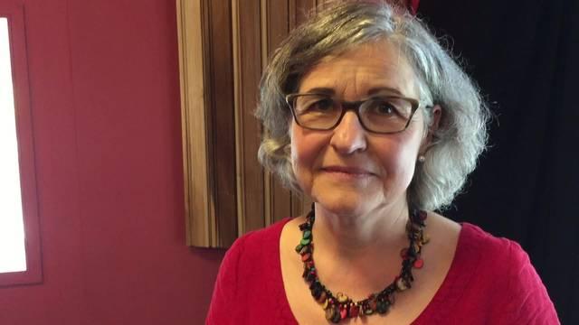 Marie-Theres Beeler im Kurzinterview