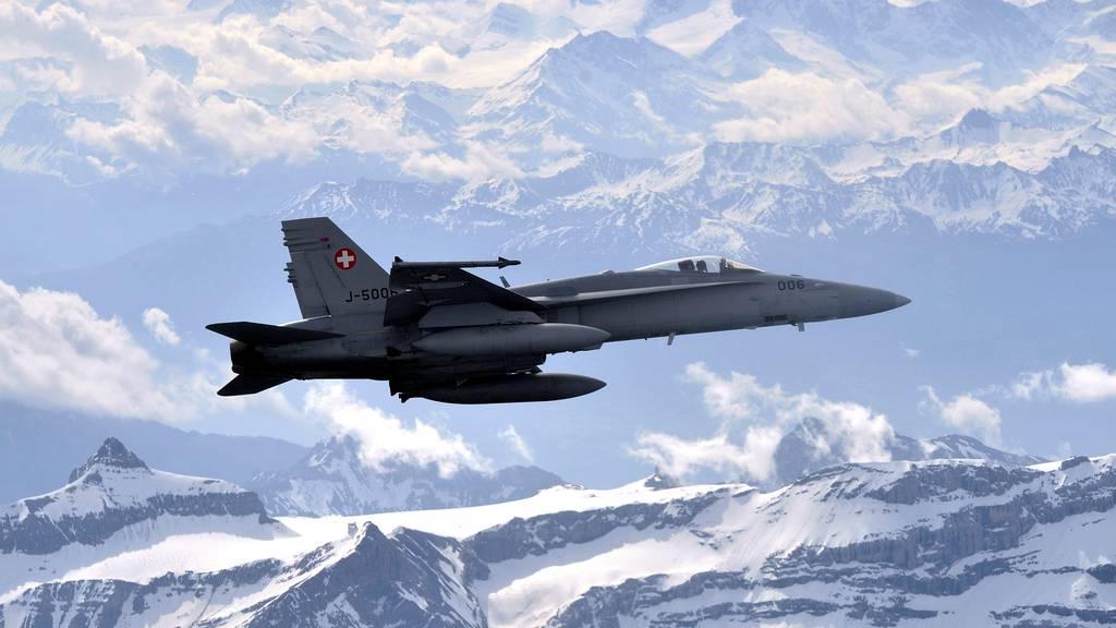 F/A-18 stürzte wegen Fehler von Fluglotsen ab