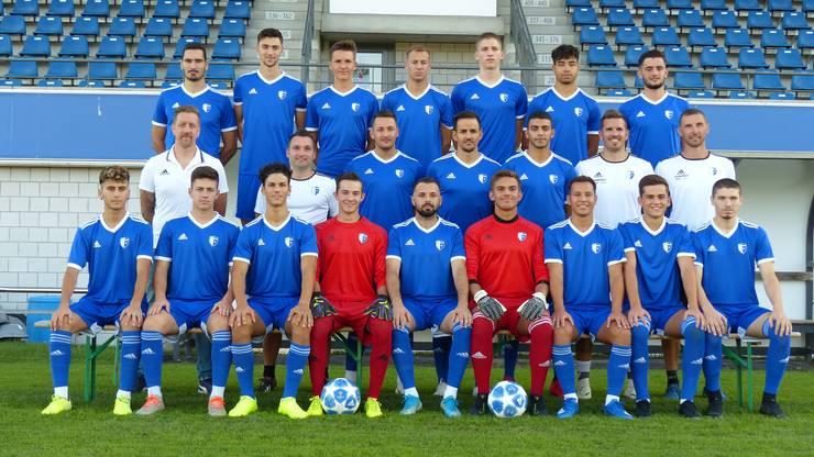 Der FC Wohlen II möchte in der kommenden Saison vorne mitspielen.