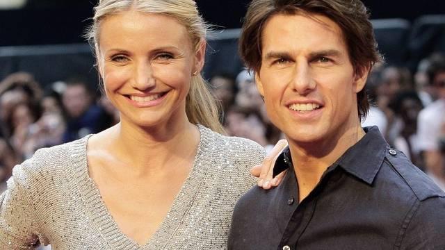 Tom Cruise und Cameron Diaz mögen sich (Archiv)