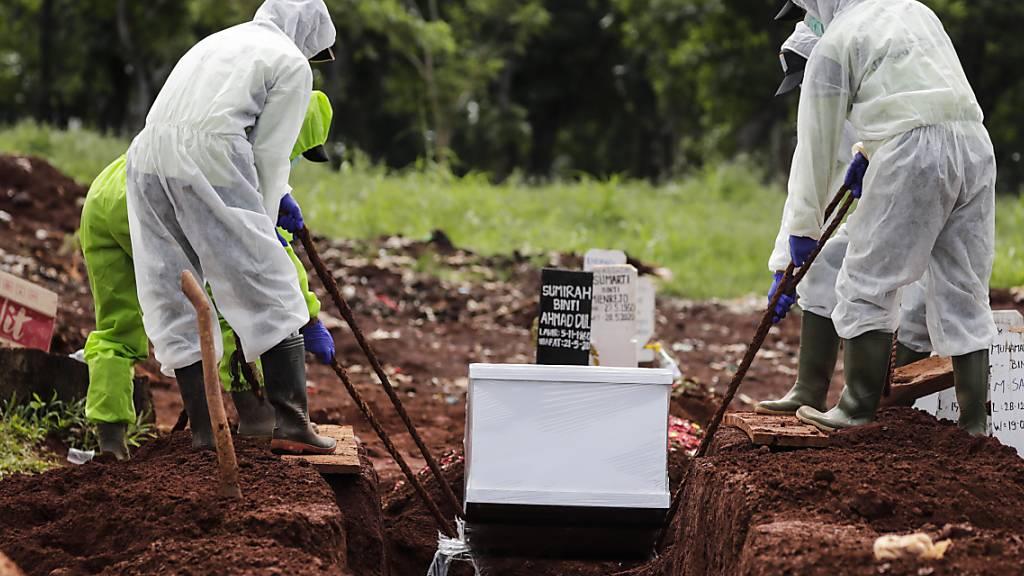 Johns Hopkins: Mehr als halbe Million Coronavirus-Tote weltweit