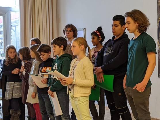 Kinder- und Jugendchor Olten/Starrkirch-Wil