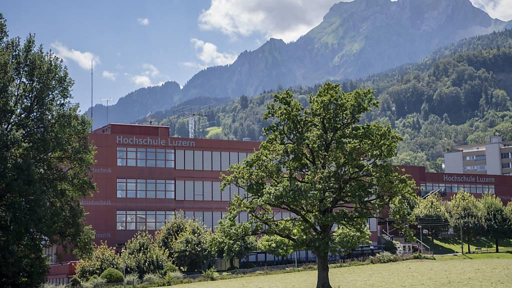 Luzern übergibt Hochschulstandort in Horw an eine AG
