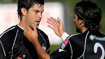 Dante Adrian Senger vergab Sekunden vor Schluss den Ausgleich für Lugano
