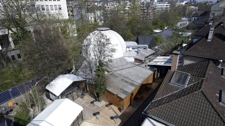 Die Finanzierung des Kuppel-Neubaus ist gesichert.