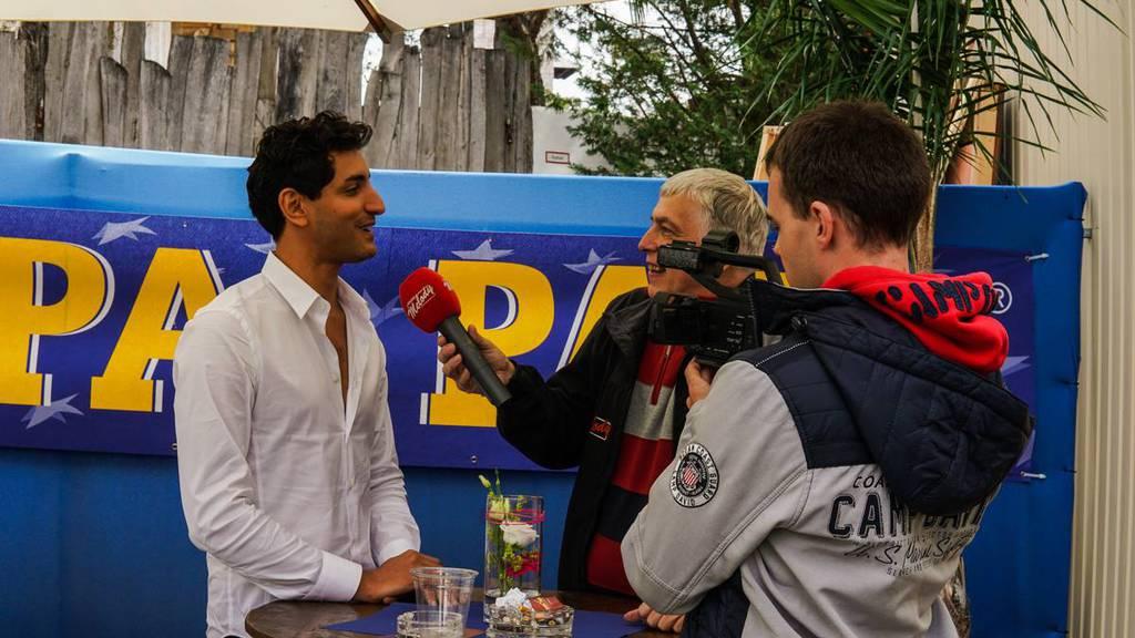 Pablo Grande - Schlager trifft Latino Pop