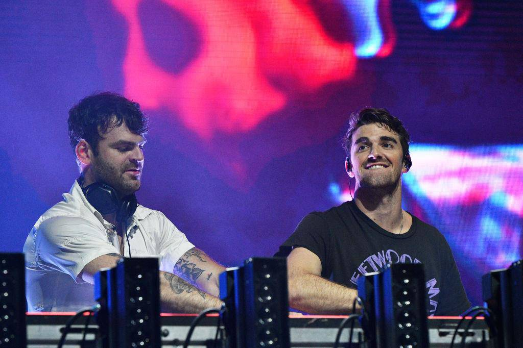 Platz 1: The Chainsmokers (46 Millionen Dollar)