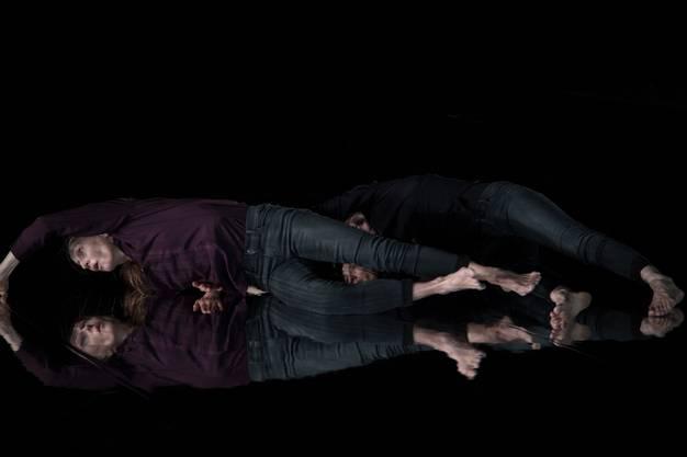 "Tabea Martin und Simona Bertozzi zeigen in Basel ""This is my last dance""."