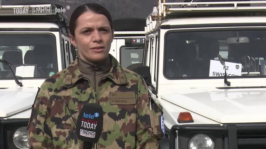 Ein Pilotprojekt will mehr Frauen in die Armee bringen