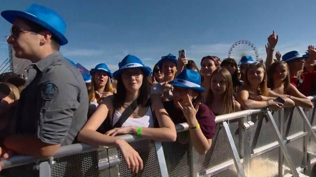 Argovia-Fäscht: 40'000 Besucher erwartet