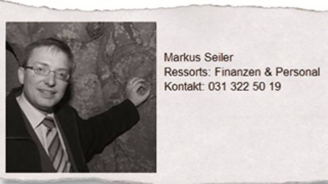 Auf der Internetseite der Reformierten Kirchgemeinde Spiez macht Markus Seiler seine direkte Büronummer öffentlich. Foto: AZ