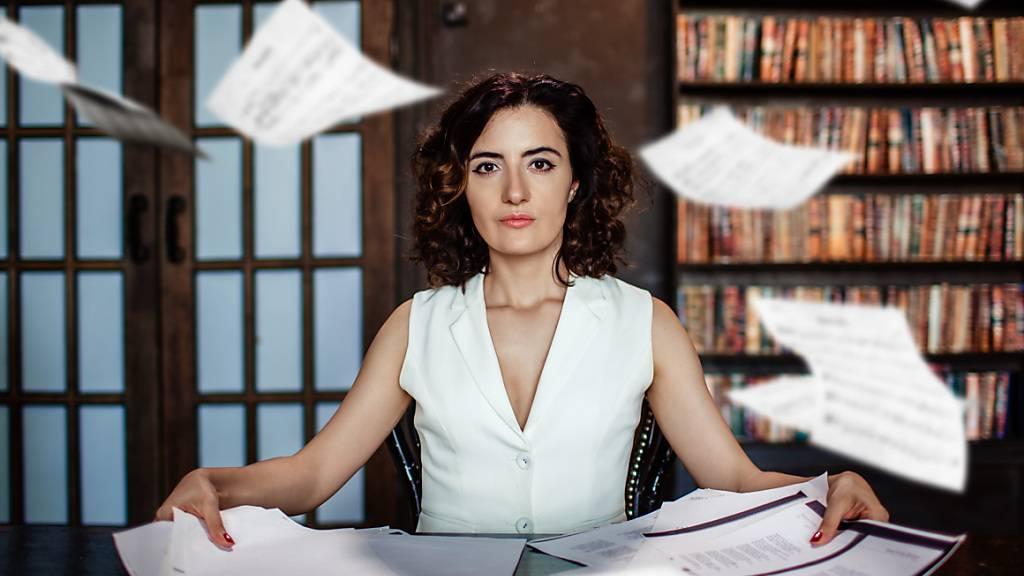 Junge Autorin prangert Missstände in Russland an
