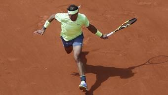 Rafael Nadal nahm die erste Hürde souverän