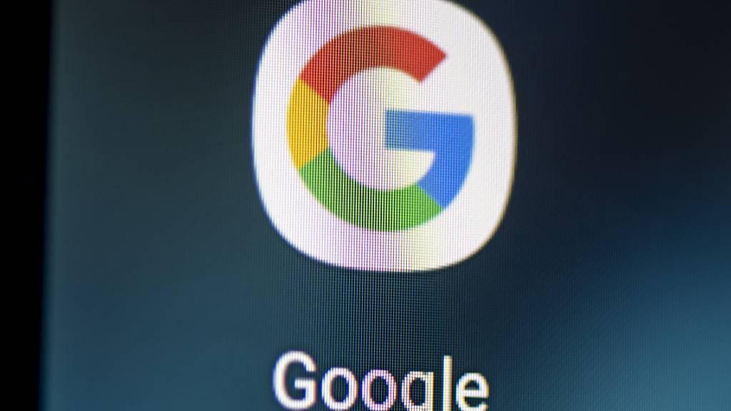 Online-Werbung in der Suchmaschine ist tragende Säule des Geschäfts von Google. (Archivbild)